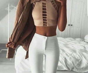 clothes, outfit, and fitness image