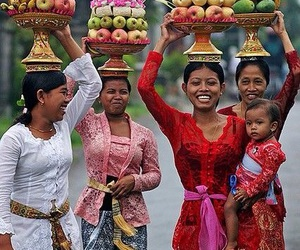bali, culture, and indonesia image