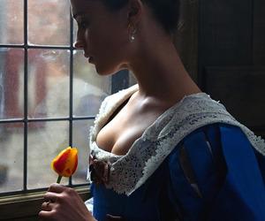 alicia vikander and tulip fever image
