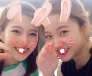 couple, joy, and kpop image