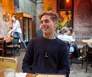 babe, model, and cole sprouse image