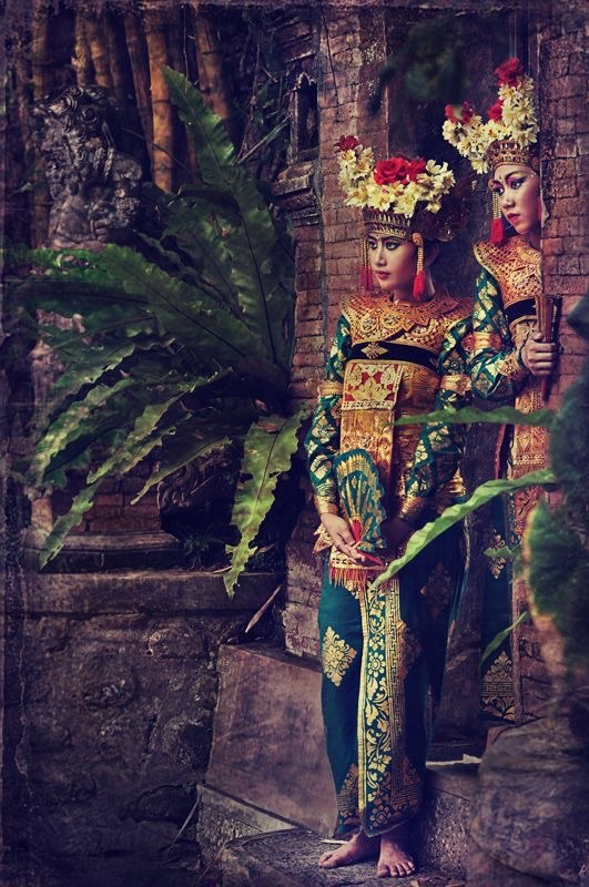 bali, costume, and culture image