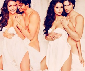 Hot, ian somerhalder, and magazines image