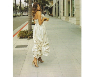 chanel, Daria Werbowy, and dress image