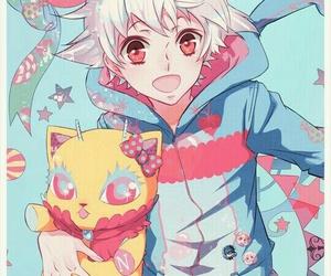 anime, karneval, and wallpaper image