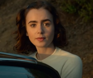 lily, rare, and lily collins icons image