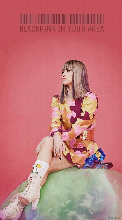 Blackpink Lisa Shared By Ariadna A On We Heart It
