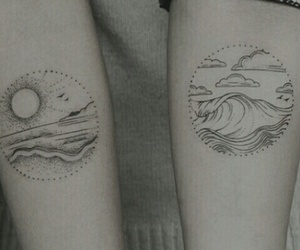 tattoo and aesthetic image