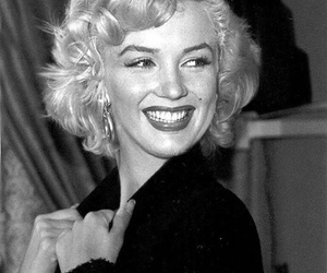 Marilyn Monroe and smile image