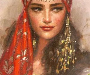 woman, berber, and amazigh image