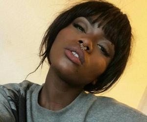 alternative, hair, and makeup image