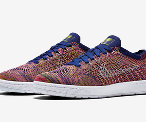nike tennis, nike multicolor, and nike release image