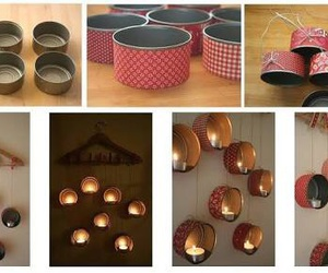 diy, candle, and creative image