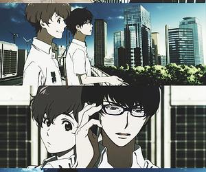 anime, boys, and nine image