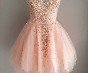 cocktail dress, party dress, and graduation dress image
