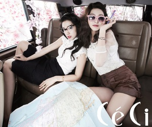 ceci, park shin hye, and park se young image