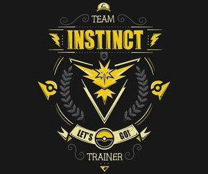instinct, pokemon, and team image