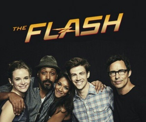 danielle panabaker, flash, and tom cavanagh image