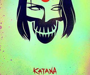 katana and suicide squad image