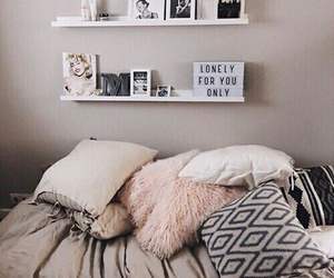 aesthetic, bedroom, and alternative image