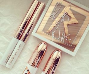 mac, makeup, and rihanna image