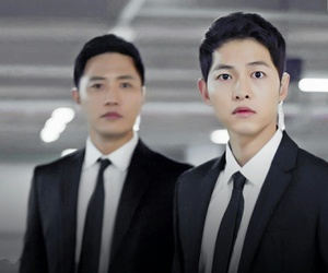 song joong ki and jin goo image