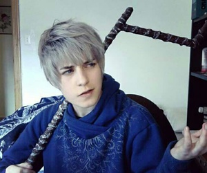 cosplay, jack frost, and geheichou image