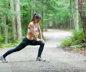 fitness, fit, and girl image