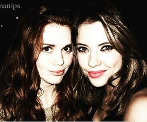 ashley benson and holland roden image