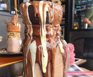 chocolate, tasty, and foodgasm image