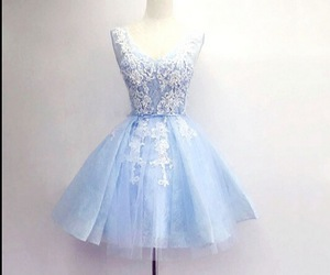 beautiful, dresses, and party dresses image