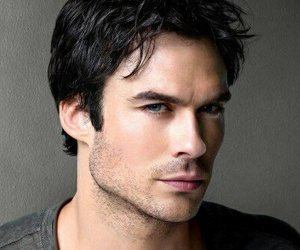 ian somerhalder, damon salvatore, and Vampire Diaries image
