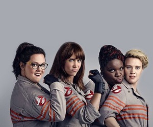 Ghostbusters, feminism, and lockscreen image