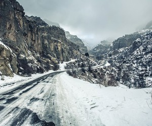 armenia, photography, and snow image