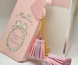 case, miss dior, and pink image