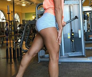goal, gym, and sport image