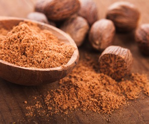 herb, nutmeg, and spice image