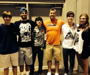 family, throwback, and will grier image