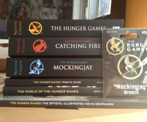 books, epic, and hunger games image