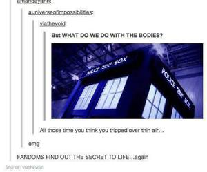 doctor who, tumblr, and the silence image