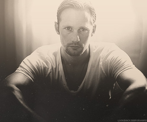 actor, alexander skarsgard, and Eric Northman image