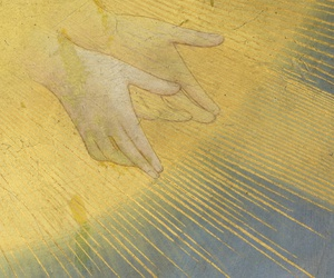 french, god, and hands image
