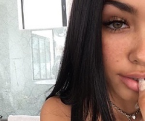 madison beer, beauty, and eyes image