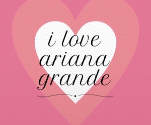 easel and ariana grande image