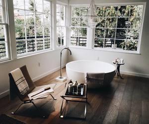 bath, beautiful, and bathroom image
