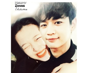 SHINee, f(x), and sulli image