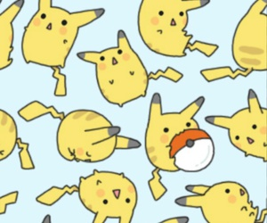pikachu, pokemon, and wallpaper image