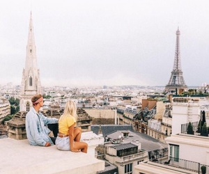 paris, france, and indie image