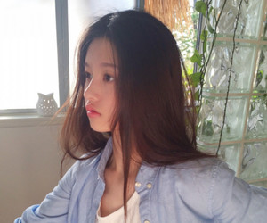 asia, korea, and korean model image