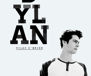 dylan o'brien, teen wolf, and wallpaper image